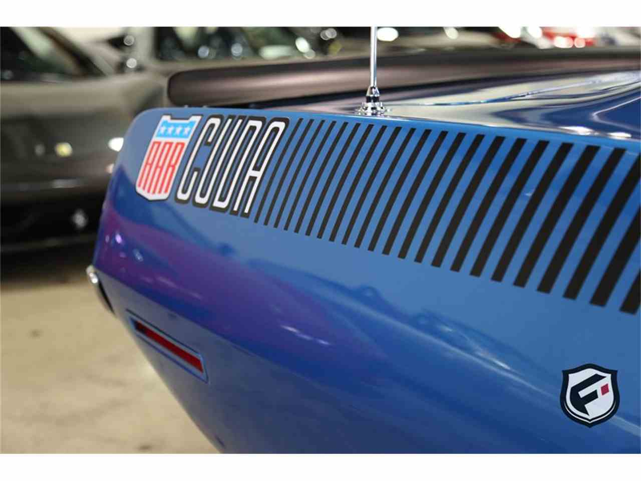 Large Picture of Classic 1970 Plymouth Cuda located in Chatsworth California - $79,950.00 - MBSH