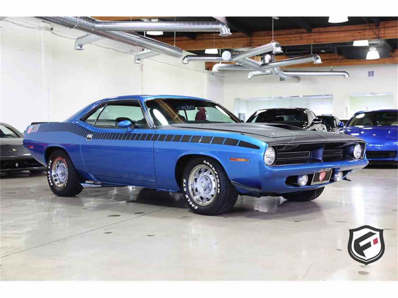 Large Picture of Classic 1970 Cuda located in California Offered by Fusion Luxury Motors - MBSH