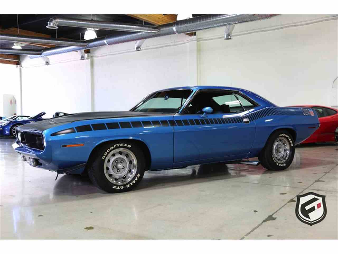 Large Picture of Classic '70 Plymouth Cuda - $79,950.00 Offered by Fusion Luxury Motors - MBSH