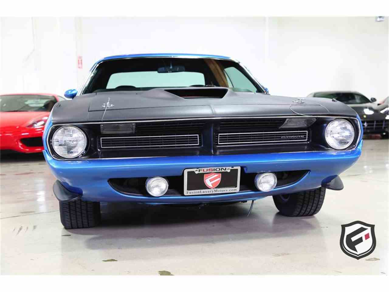 Large Picture of '70 Cuda Offered by Fusion Luxury Motors - MBSH