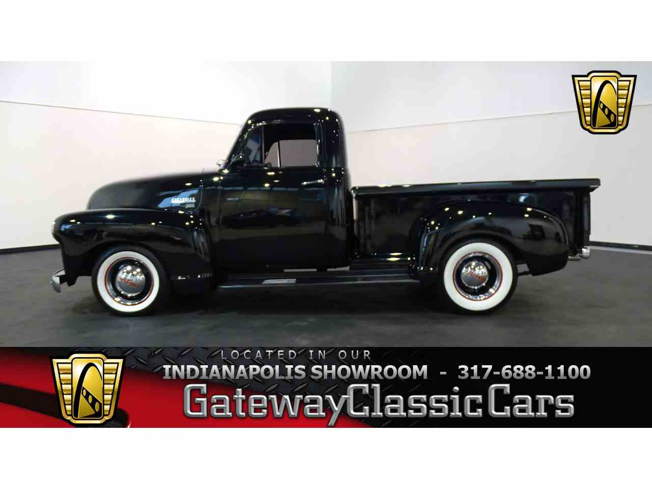 Large Picture of Classic '48 Chevrolet 3100 - $59,000.00 Offered by Gateway Classic Cars - Indianapolis - MALO