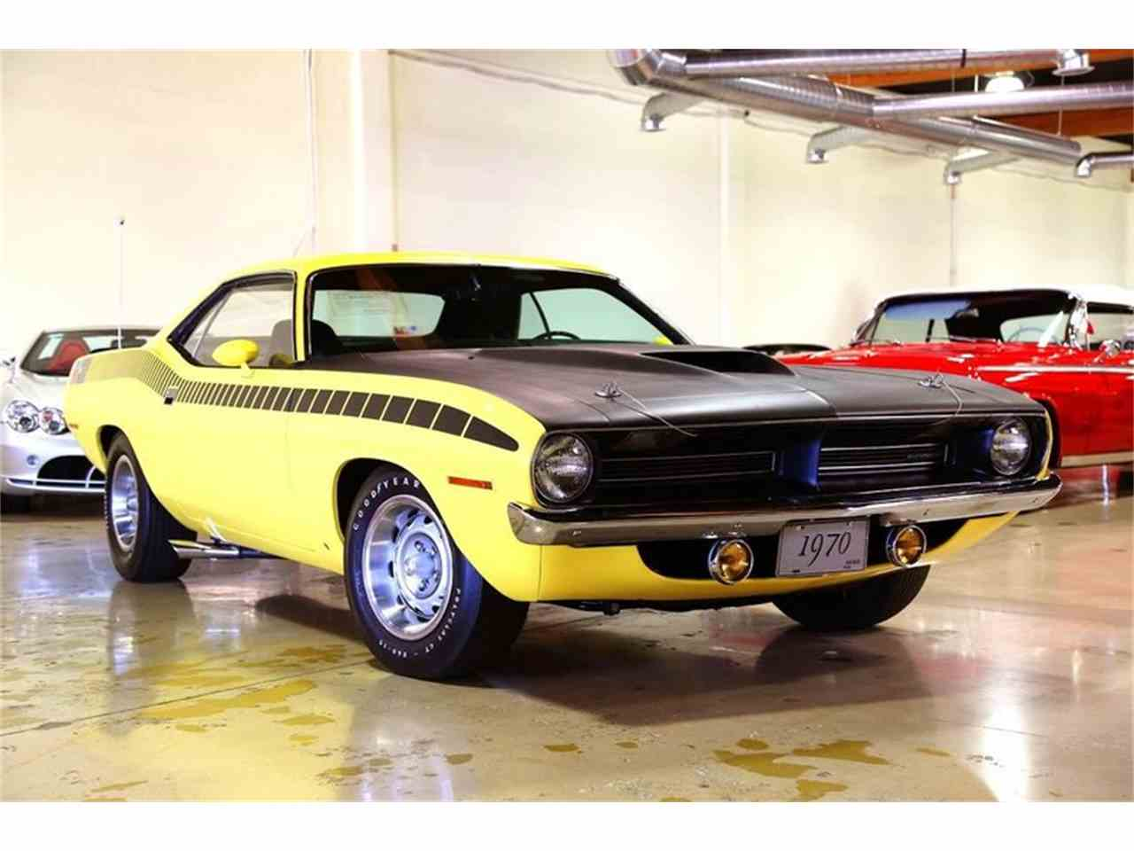 Large Picture of '70 Cuda - MBSV