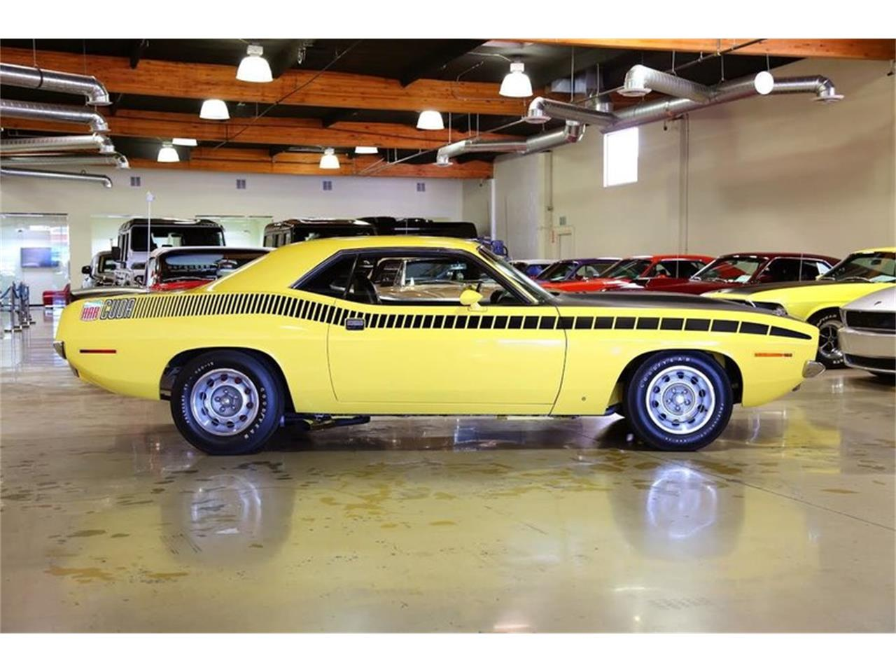 Large Picture of '70 Plymouth Cuda Offered by Fusion Luxury Motors - MBSV