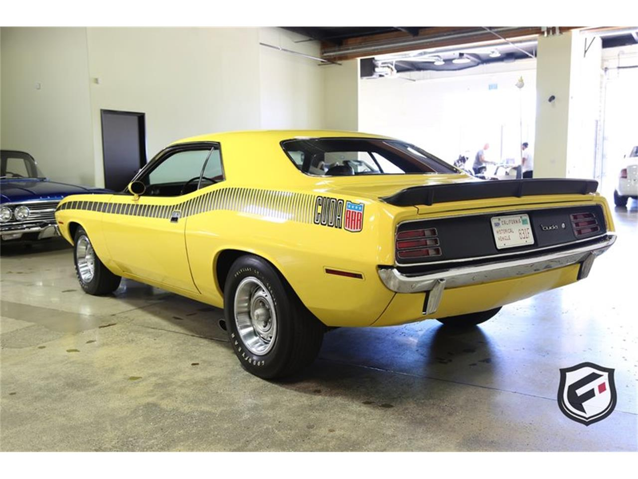Large Picture of Classic '70 Plymouth Cuda - $109,900.00 Offered by Fusion Luxury Motors - MBSV