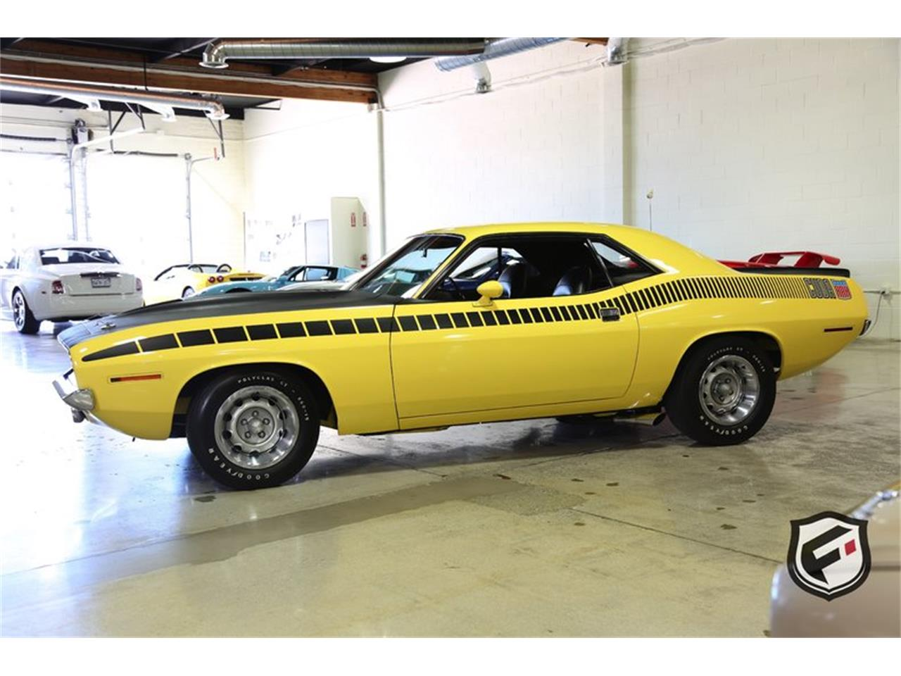 Large Picture of Classic '70 Cuda - MBSV