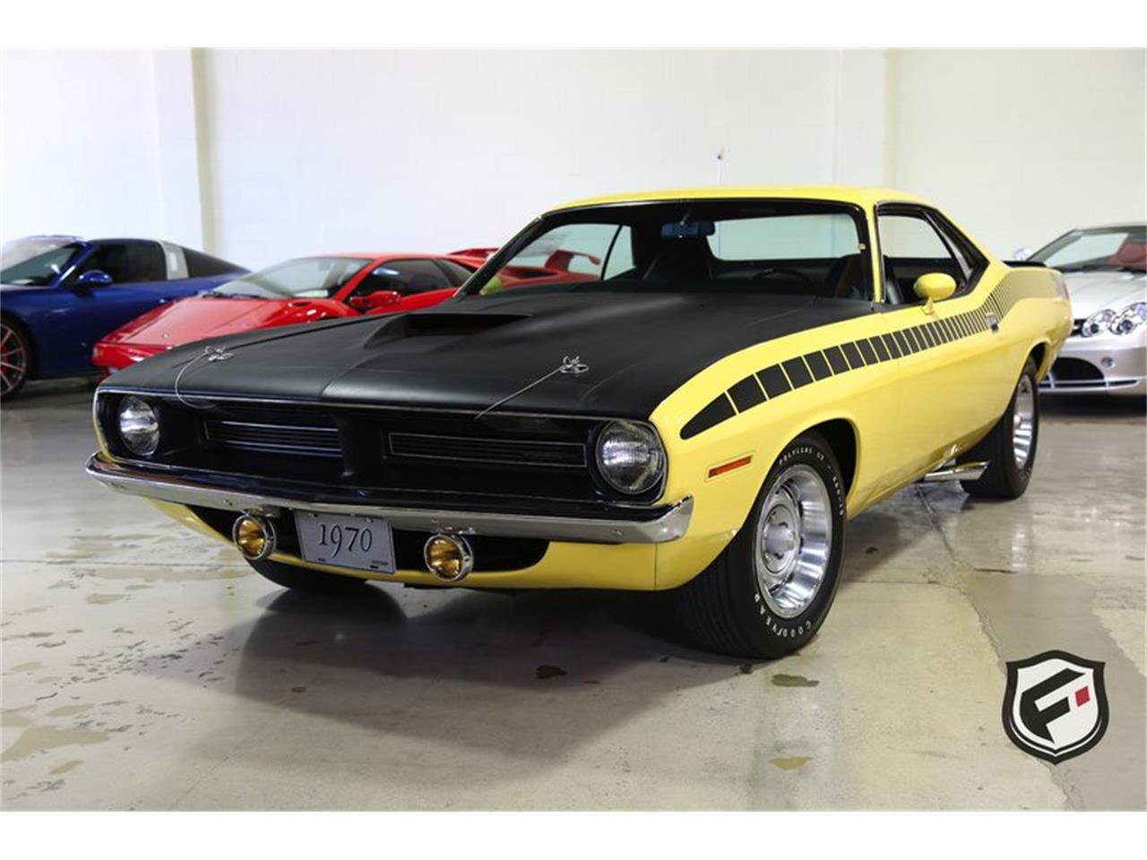 Large Picture of Classic 1970 Plymouth Cuda located in Chatsworth California - $109,900.00 - MBSV