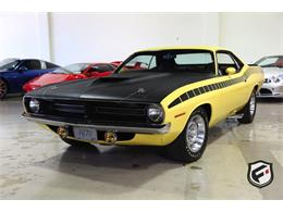 Picture of Classic '70 Plymouth Cuda located in Chatsworth California Offered by Fusion Luxury Motors - MBSV