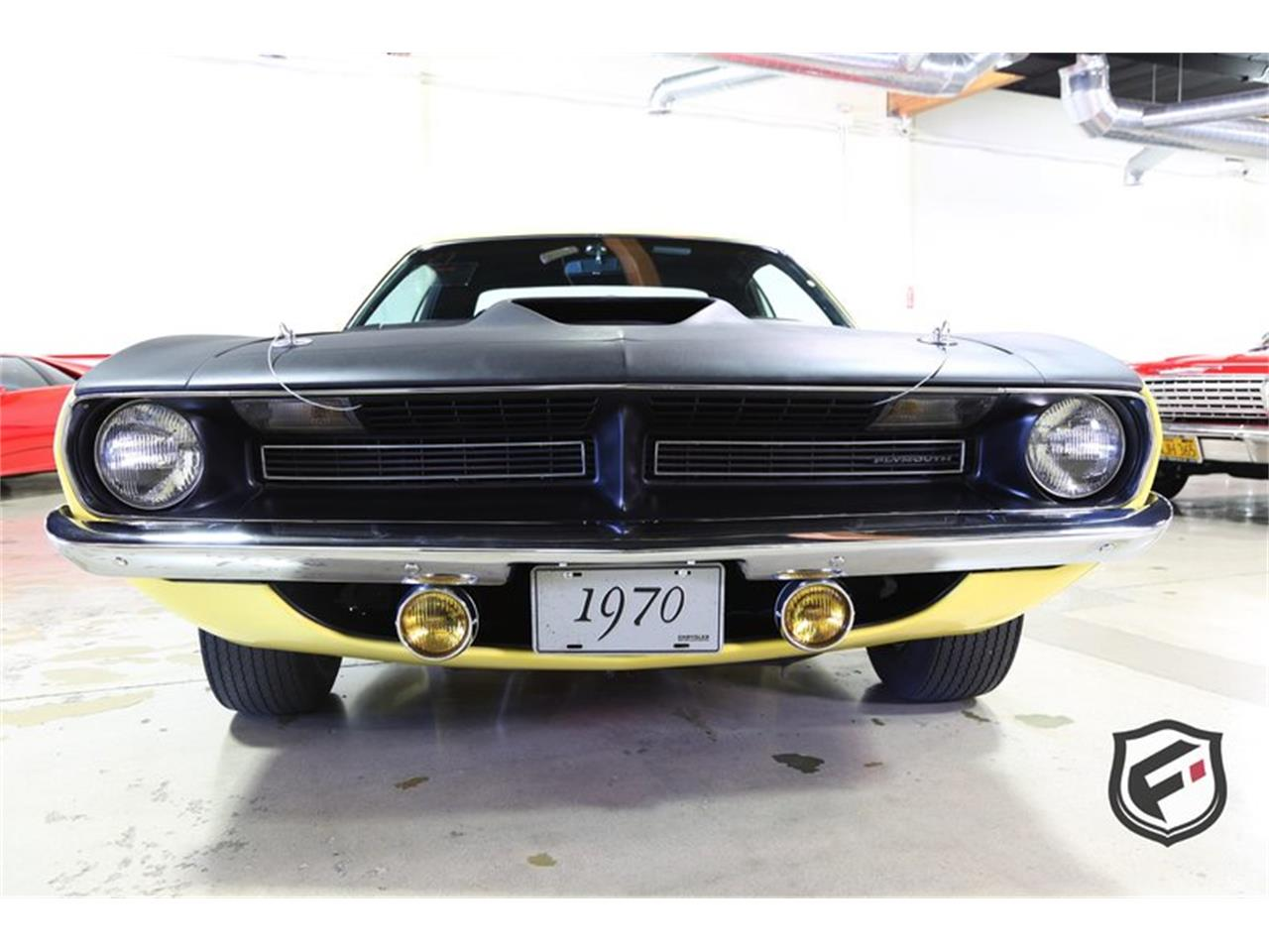 Large Picture of '70 Cuda Offered by Fusion Luxury Motors - MBSV