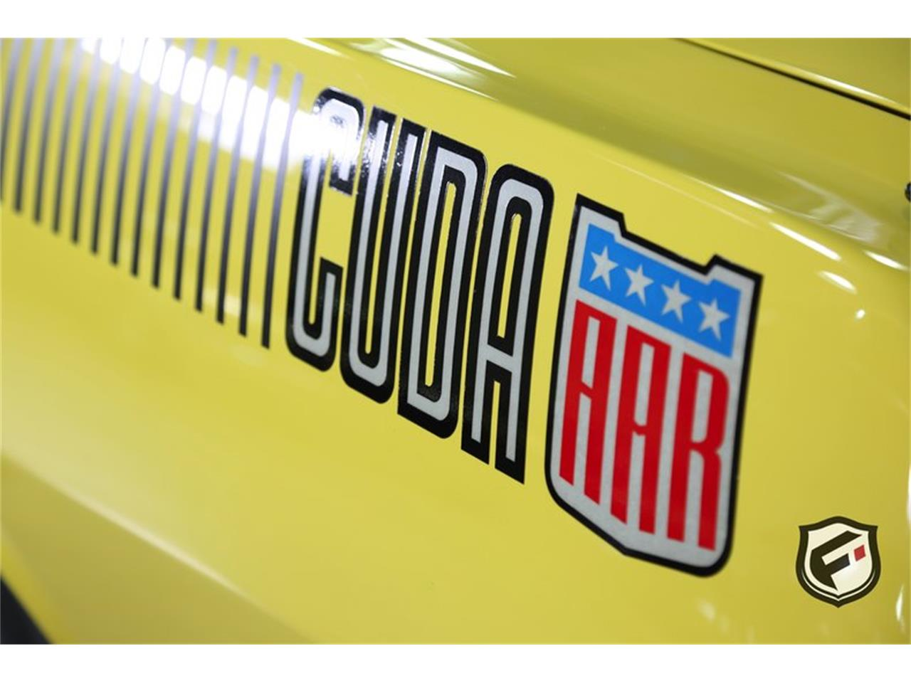 Large Picture of '70 Cuda located in California - $109,900.00 Offered by Fusion Luxury Motors - MBSV