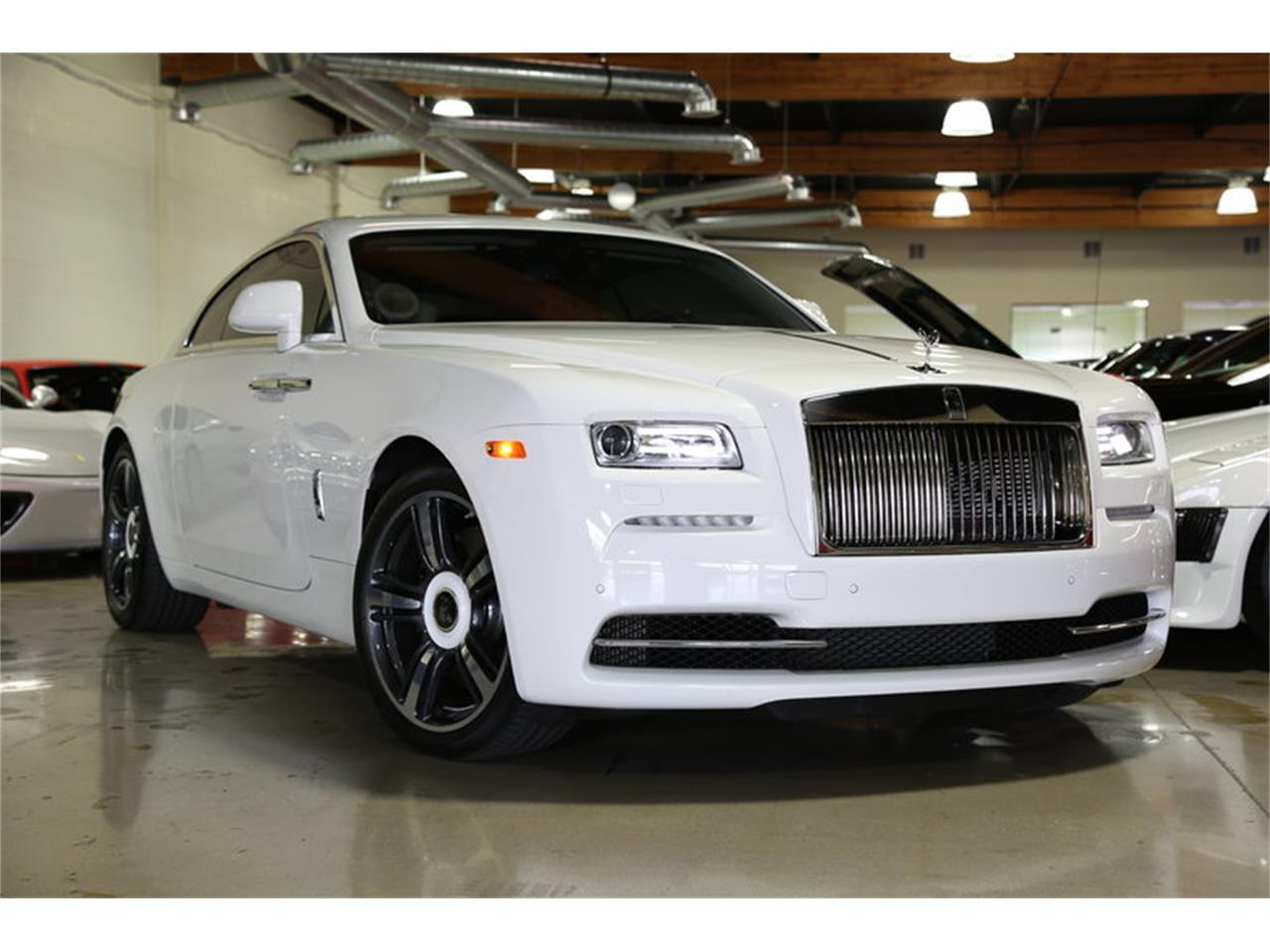 Large Picture of '15 Silver Wraith - MBSZ