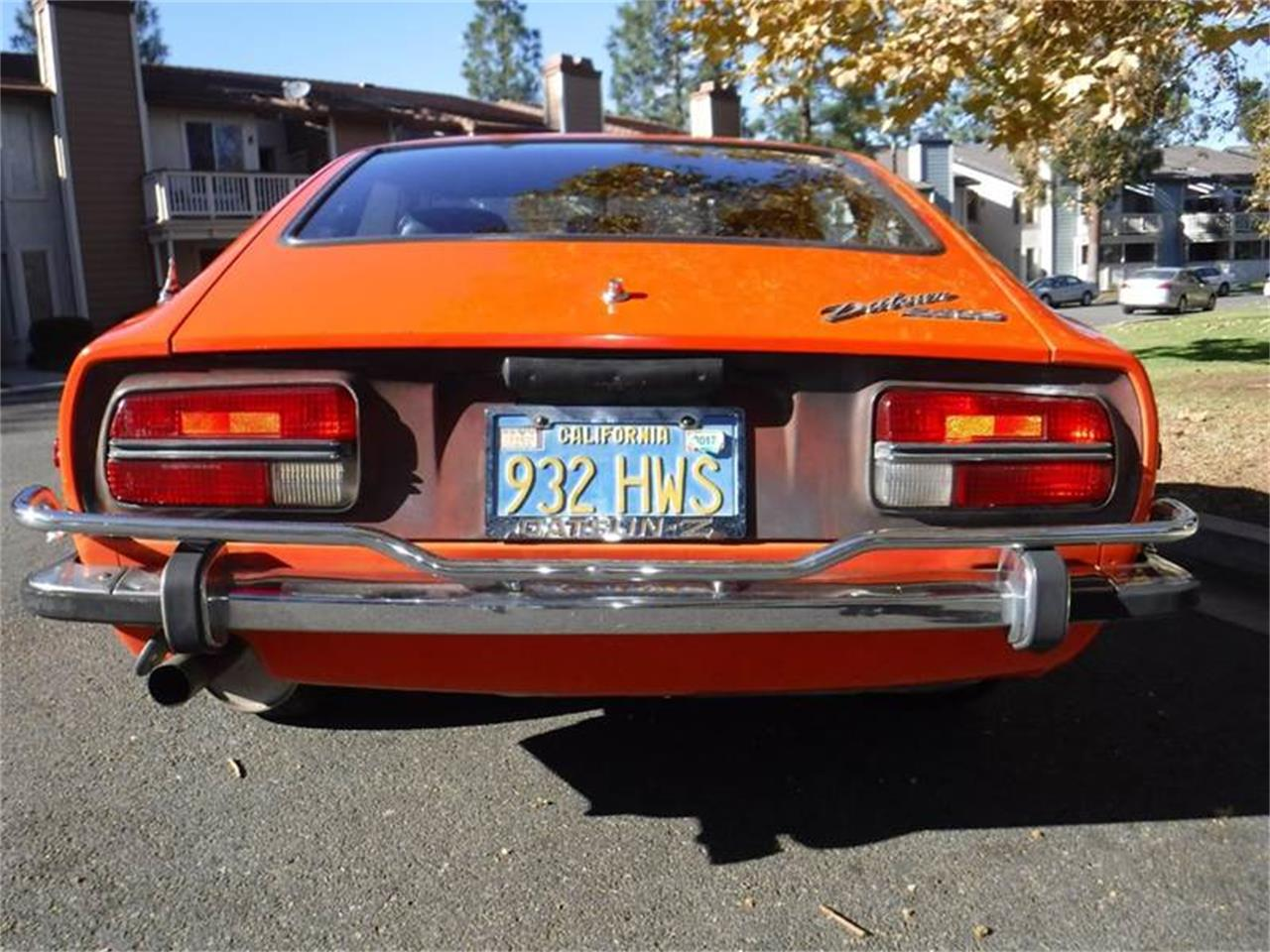 Large Picture of Classic '73 Datsun 240Z Offered by Allen Motors, Inc. - MBT4