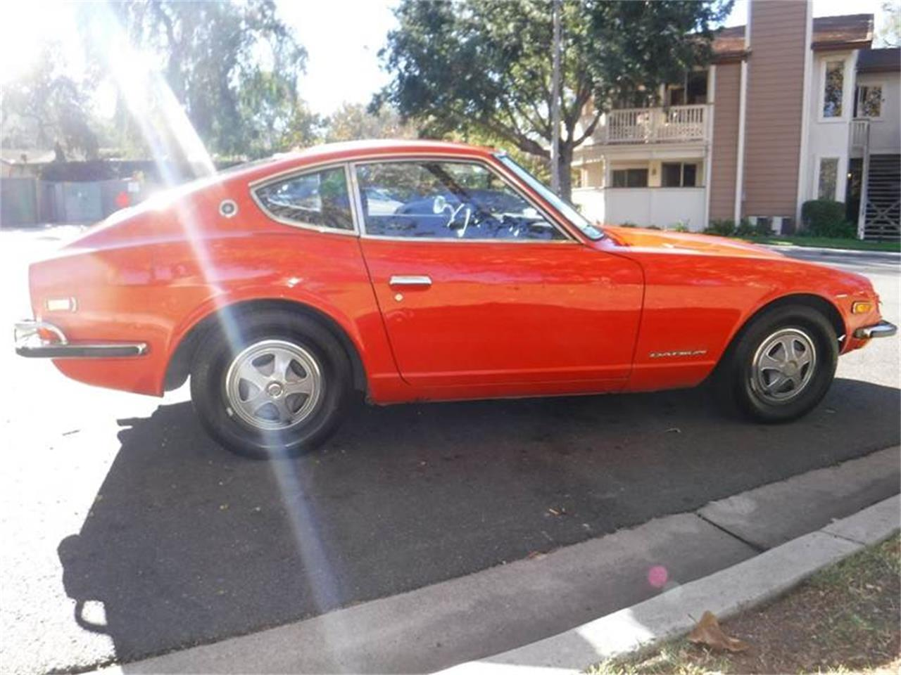 Large Picture of '73 Datsun 240Z Offered by Allen Motors, Inc. - MBT4