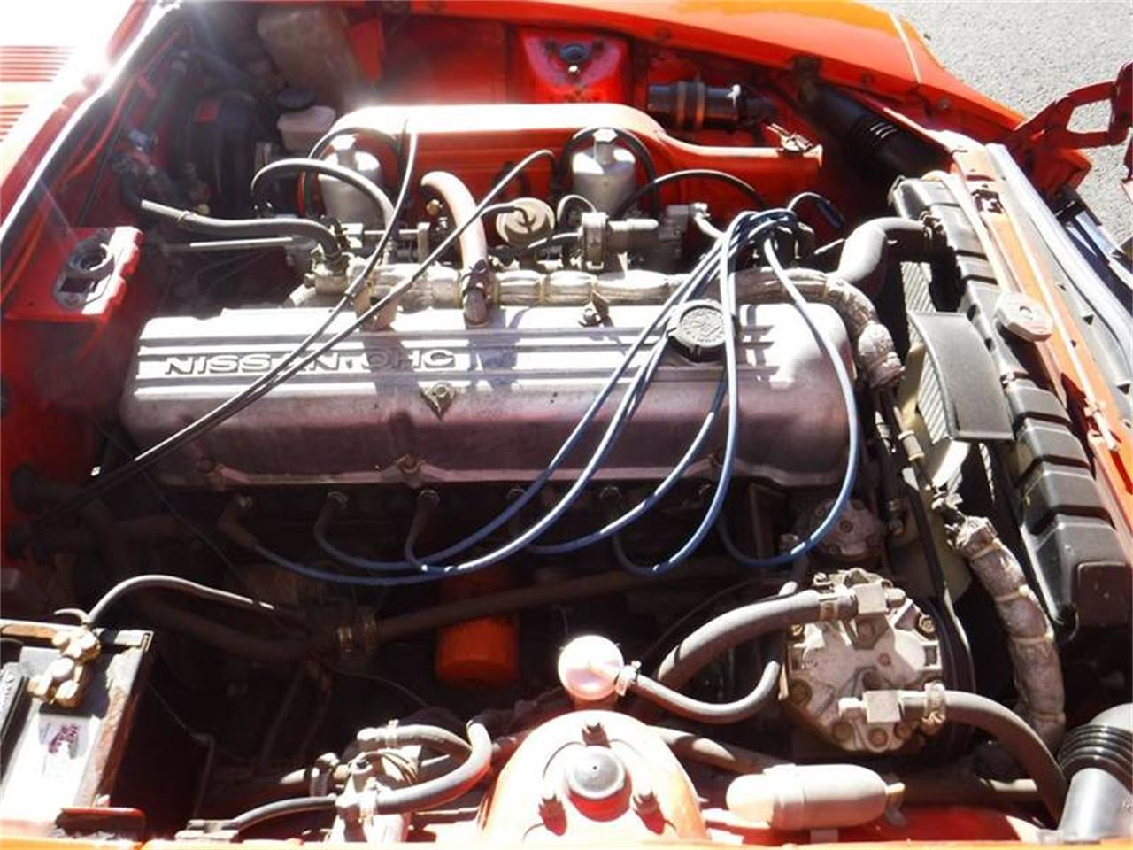 Large Picture of Classic 1973 Datsun 240Z located in California - MBT4