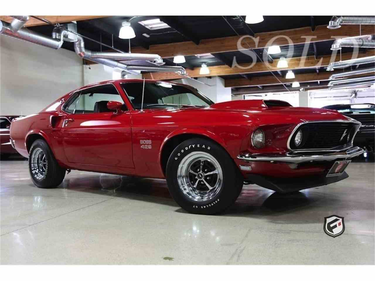 1969 Ford Mustang 429 Boss for Sale | ClassicCars.com | CC-1041747