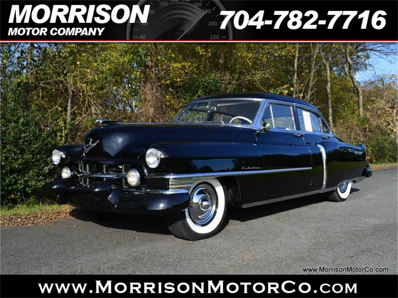 1951 Cadillac Deville For Sale Cc 1041748 Sedan Large Picture Of 51 Mbtg