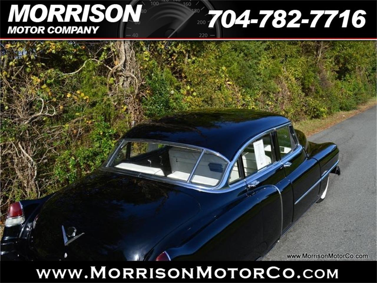 Large Picture of '51 Cadillac DeVille - $19,900.00 Offered by Morrison Motor Company - MBTG