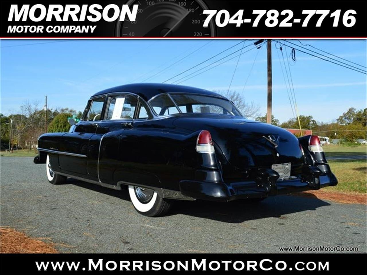Large Picture of Classic 1951 Cadillac DeVille located in Concord North Carolina - $19,900.00 - MBTG