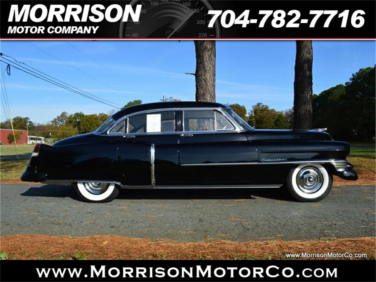 Large Picture of 1951 Cadillac DeVille located in North Carolina - MBTG