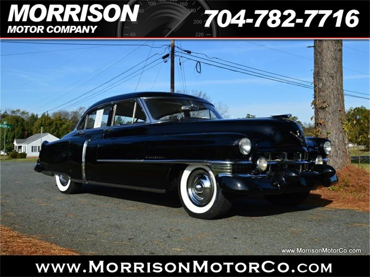 Large Picture of Classic 1951 DeVille located in North Carolina Offered by Morrison Motor Company - MBTG