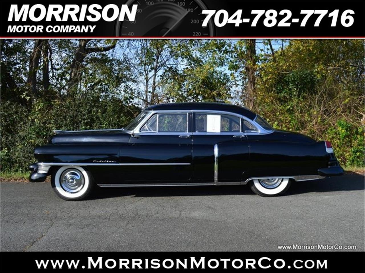 Large Picture of Classic 1951 Cadillac DeVille - MBTG