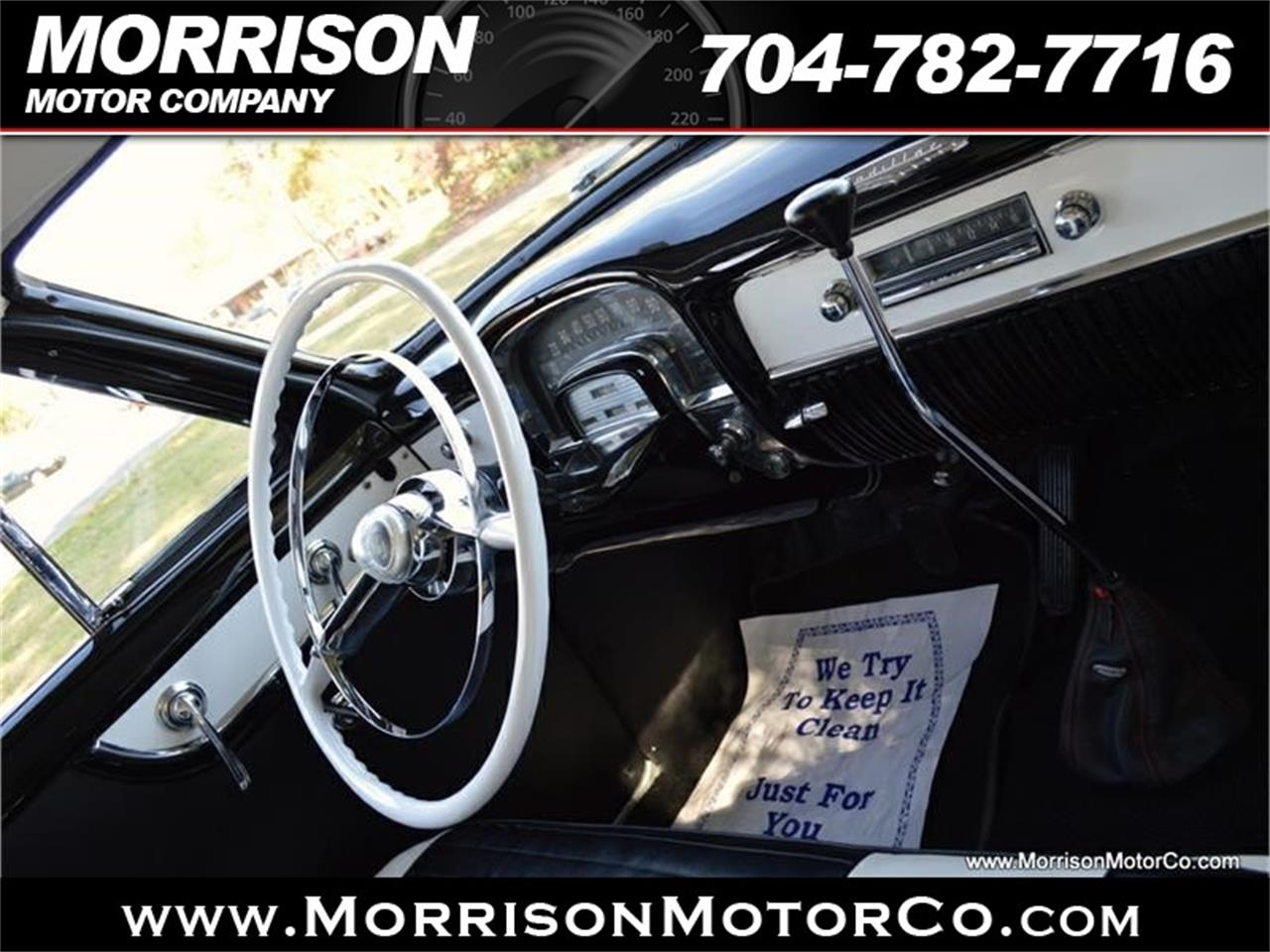 Large Picture of 1951 Cadillac DeVille - $19,900.00 Offered by Morrison Motor Company - MBTG