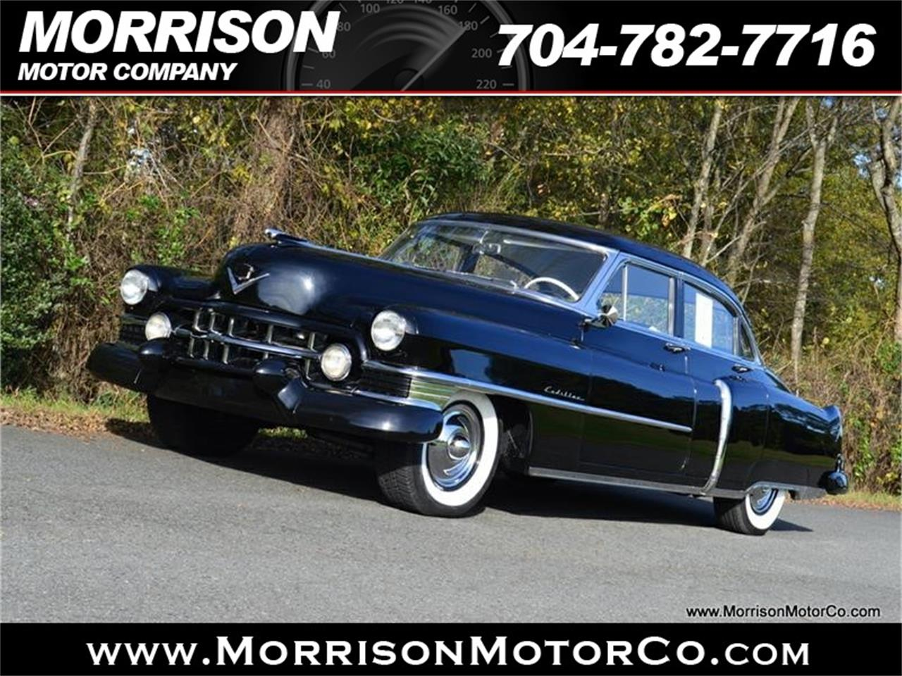 Large Picture of Classic '51 Cadillac DeVille located in Concord North Carolina - $19,900.00 - MBTG