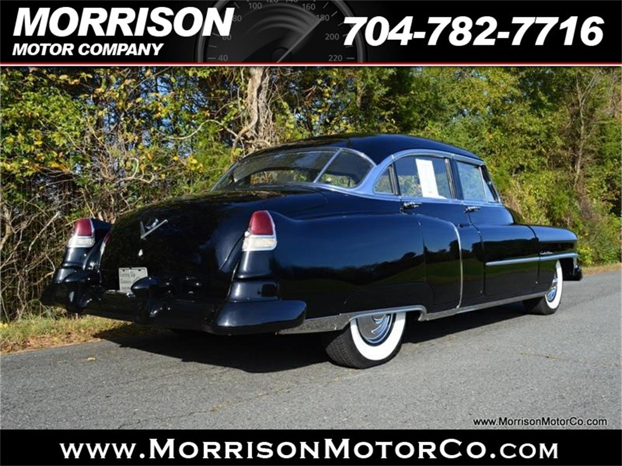 Large Picture of Classic '51 DeVille located in Concord North Carolina Offered by Morrison Motor Company - MBTG
