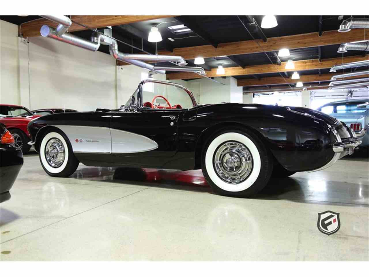 Large Picture of '57 Chevrolet Corvette located in Chatsworth California - $99,900.00 - MBTJ