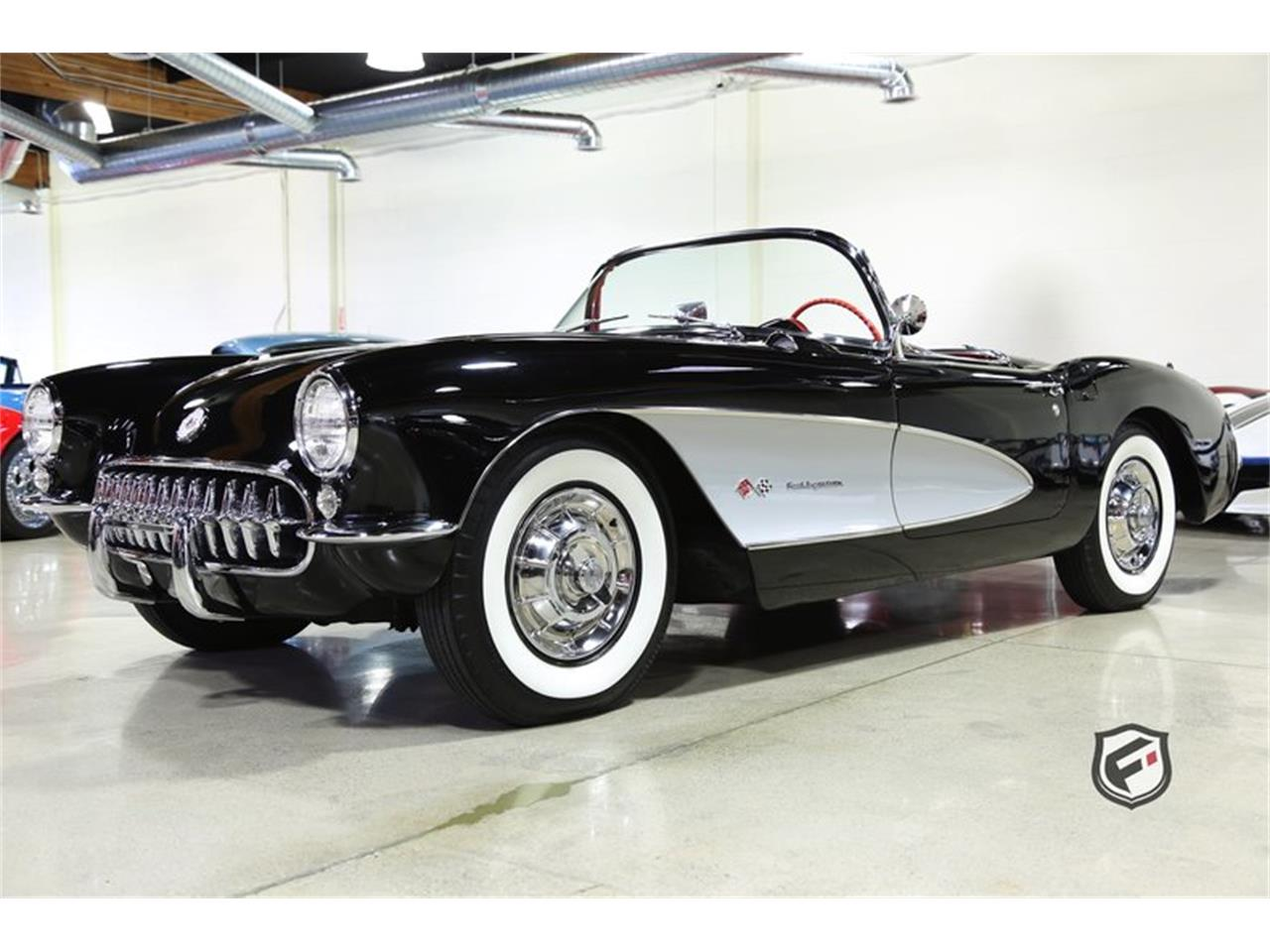 Large Picture of '57 Corvette - MBTJ