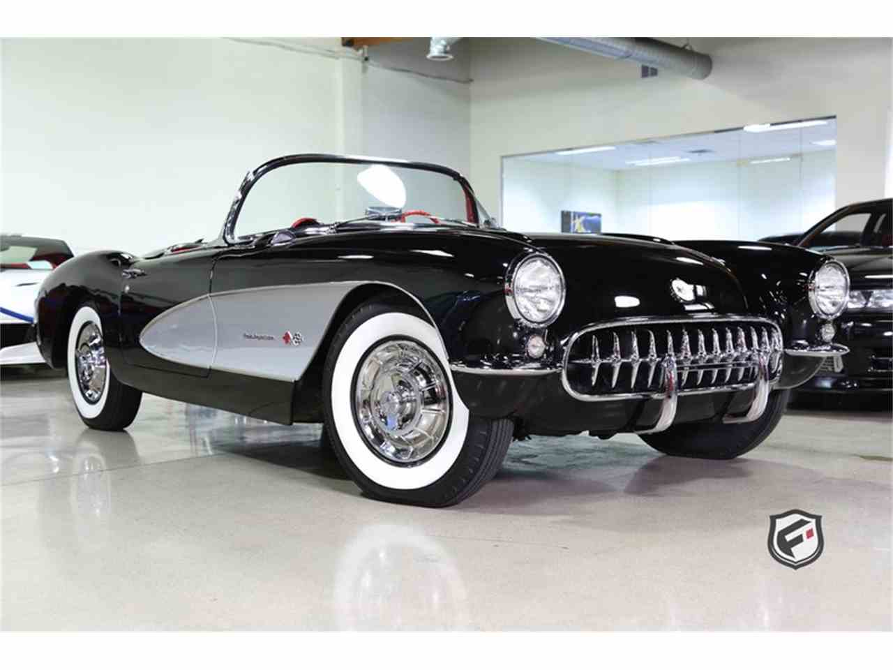 Large Picture of Classic 1957 Chevrolet Corvette Offered by Fusion Luxury Motors - MBTJ