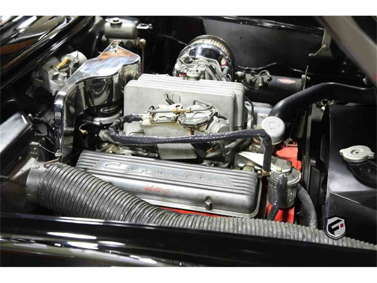 Large Picture of Classic '57 Chevrolet Corvette - $99,900.00 Offered by Fusion Luxury Motors - MBTJ