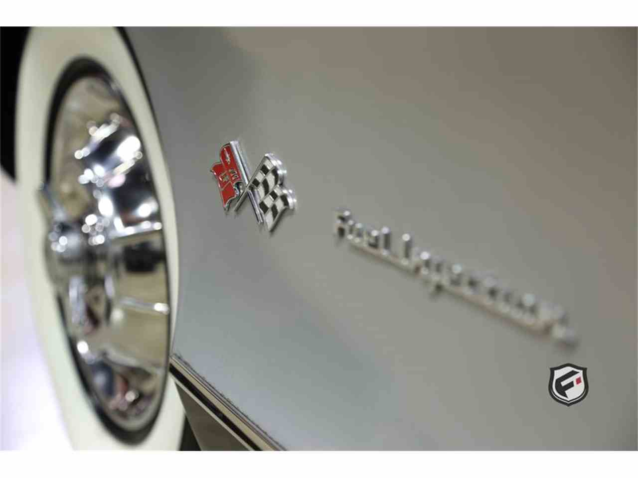 Large Picture of 1957 Chevrolet Corvette Offered by Fusion Luxury Motors - MBTJ