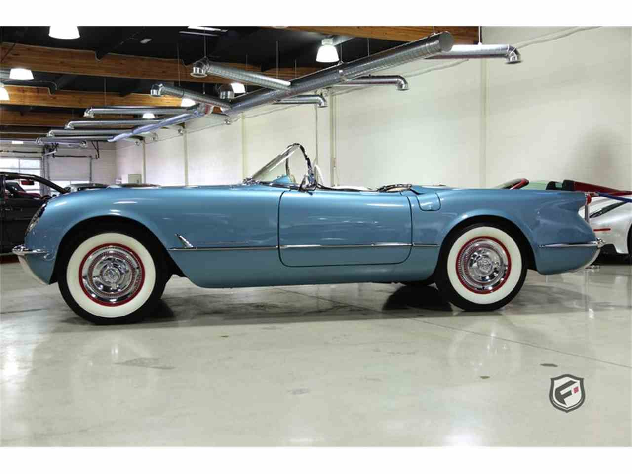 Large Picture of Classic '54 Chevrolet Corvette located in Chatsworth California Offered by Fusion Luxury Motors - MBTQ