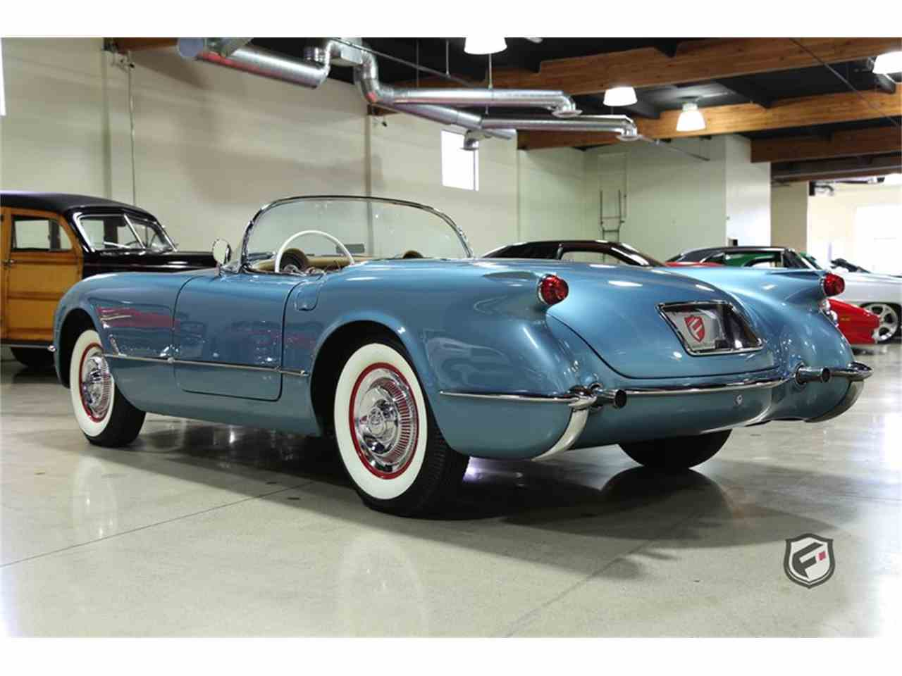 Large Picture of '54 Corvette Offered by Fusion Luxury Motors - MBTQ