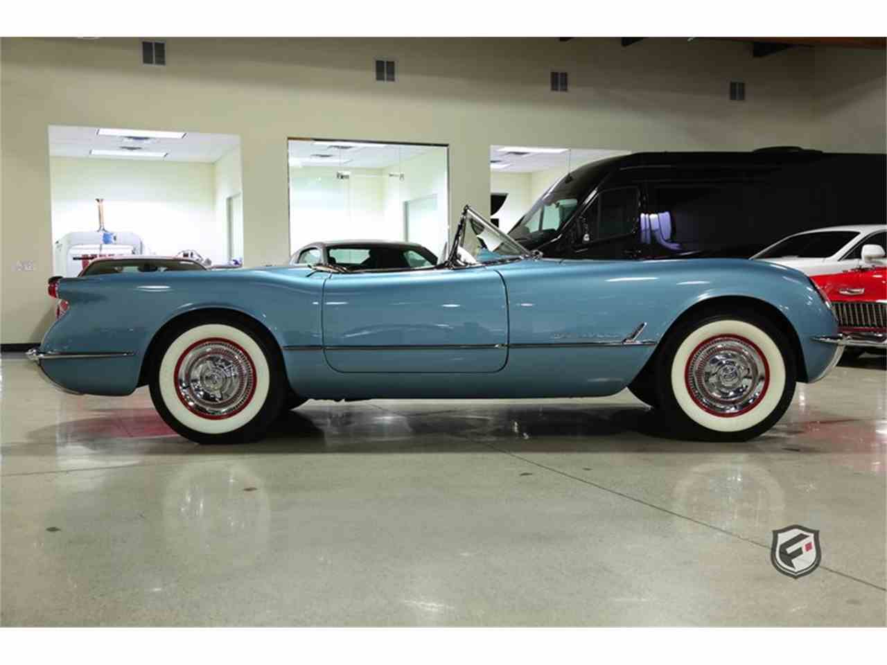 Large Picture of '54 Corvette - $99,900.00 Offered by Fusion Luxury Motors - MBTQ