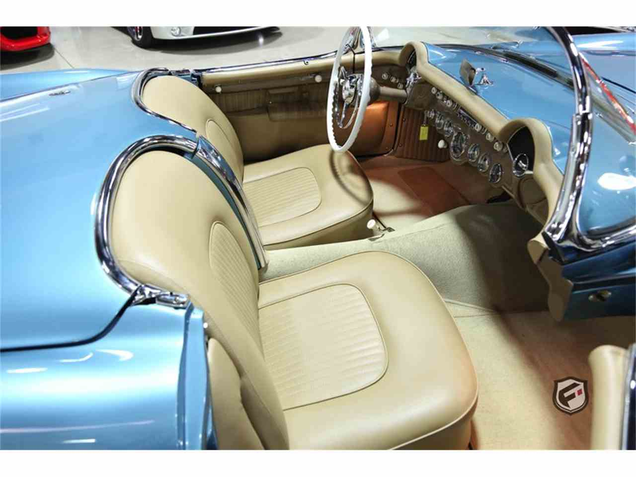 Large Picture of 1954 Corvette located in Chatsworth California Offered by Fusion Luxury Motors - MBTQ