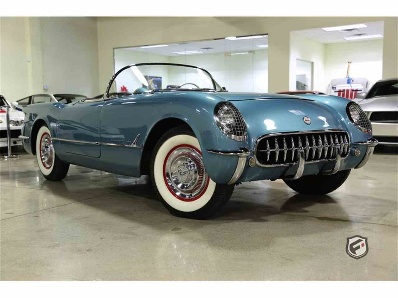 Large Picture of Classic '54 Corvette located in Chatsworth California - $99,900.00 - MBTQ