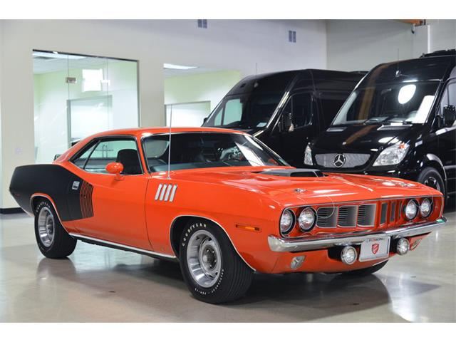 Picture of Classic 1971 Plymouth Cuda - $479,900.00 Offered by  - MBUN