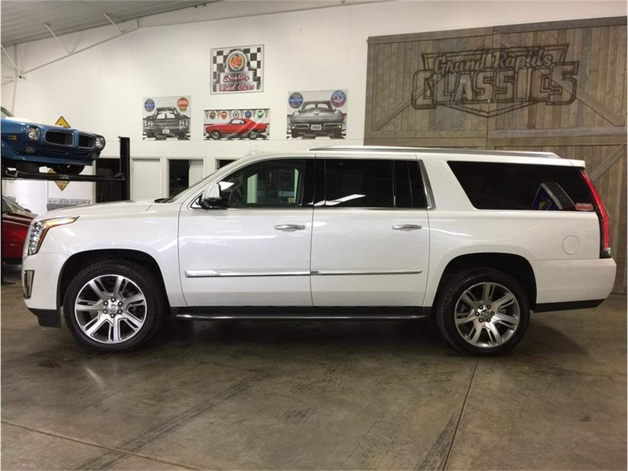 Large Picture of 2016 Escalade located in Grand Rapids Michigan - $53,990.00 Offered by Grand Rapids Classics - MBUZ