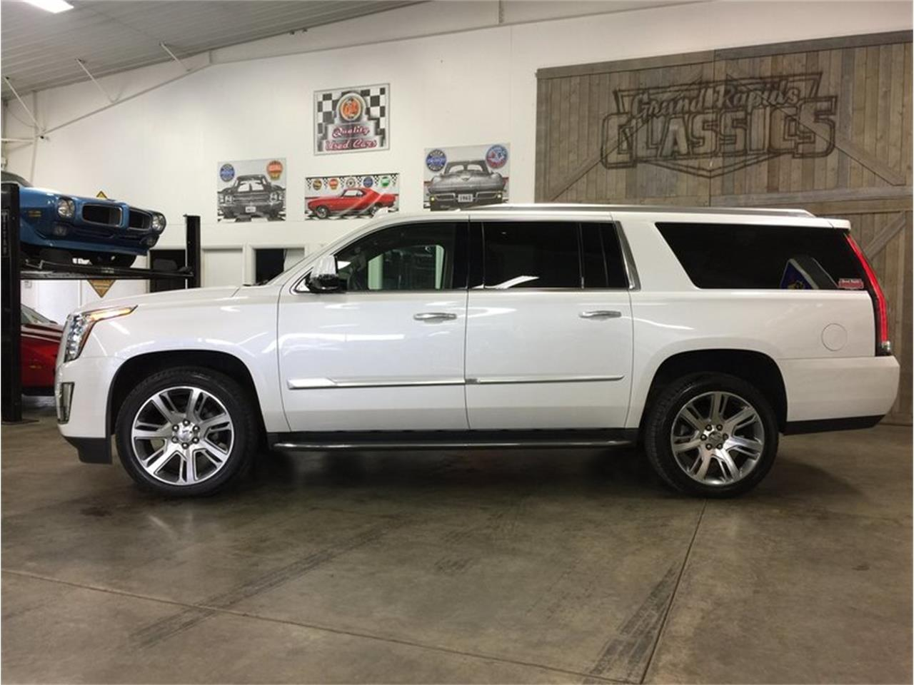 Large Picture of 2016 Escalade located in Grand Rapids Michigan Offered by Grand Rapids Classics - MBUZ