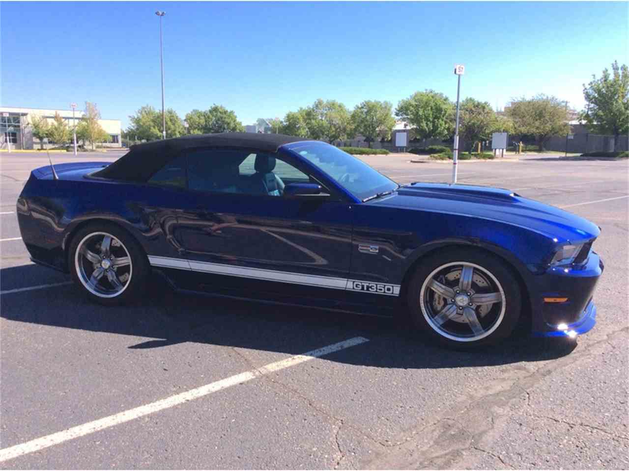 2012 Shelby GT350 for Sale | ClassicCars.com | CC-1041806