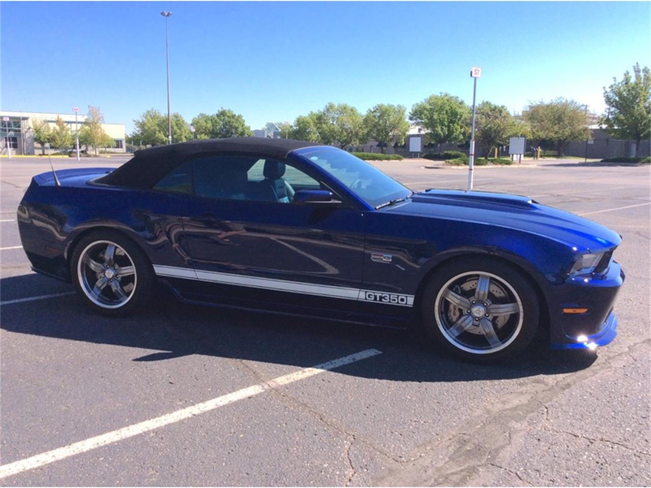 Large Picture of 2012 Shelby GT350 located in Garland Texas - $59,900.00 Offered by Dynamic Motorsports - MBV2