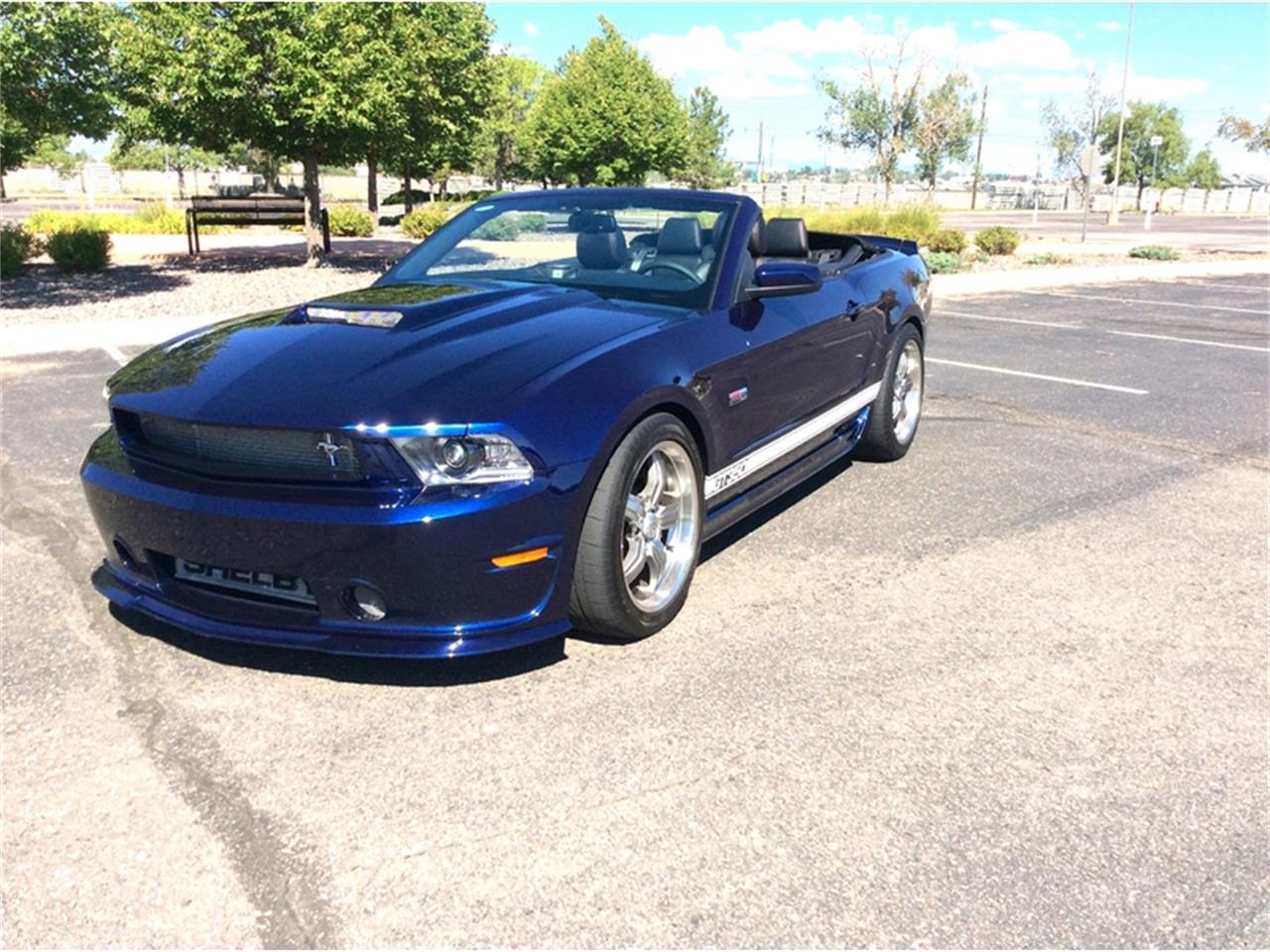 Large Picture of '12 GT350 located in Garland Texas - $59,900.00 - MBV2
