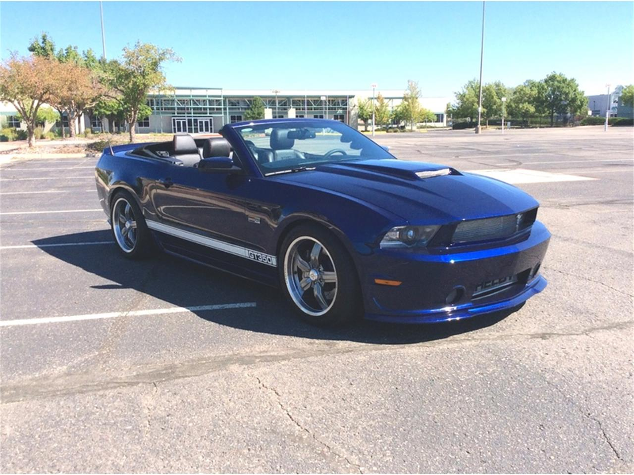 Large Picture of '12 GT350 located in Texas - $59,900.00 - MBV2