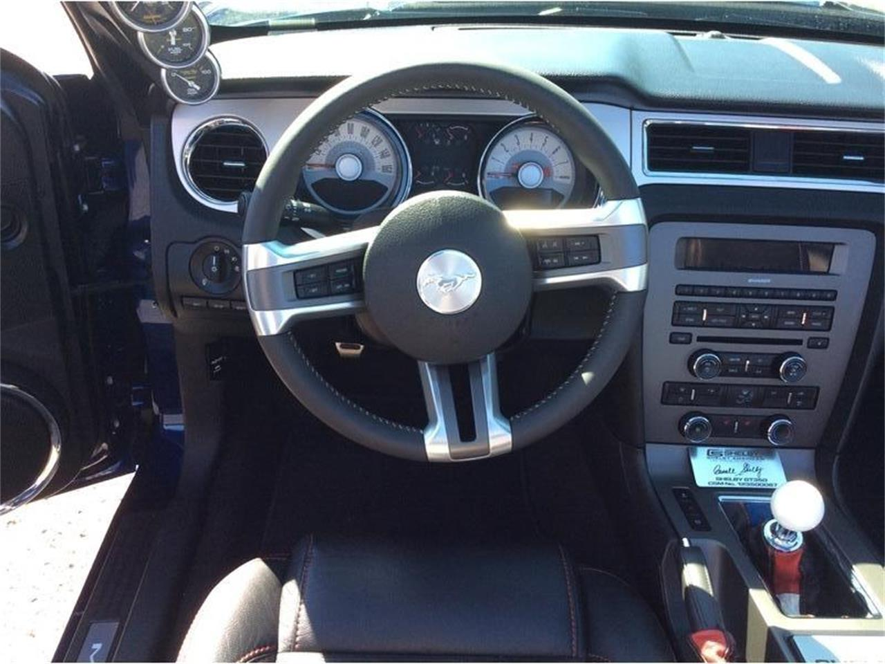 Large Picture of '12 Shelby GT350 located in Texas - $59,900.00 - MBV2