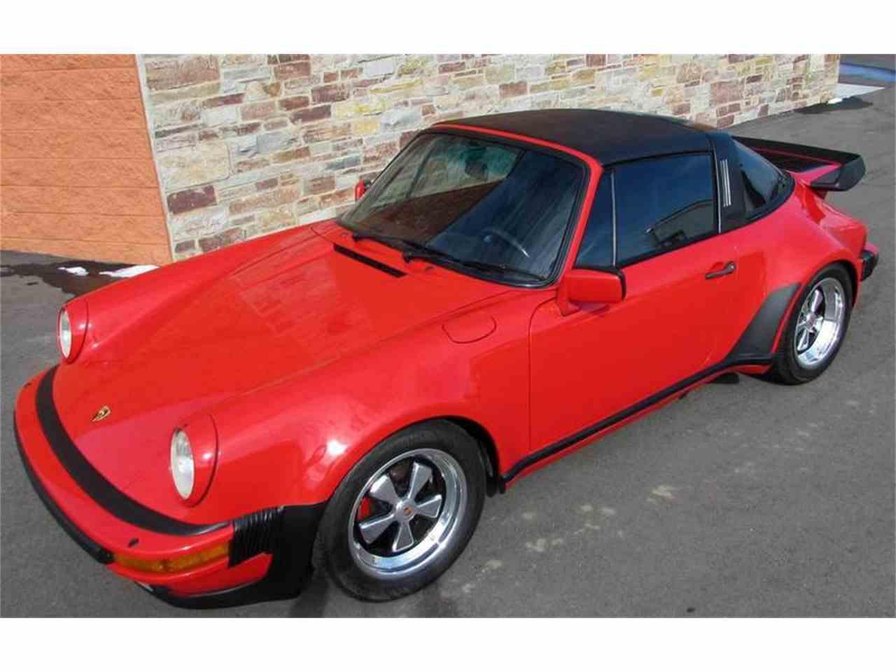 Large Picture of '86 Porsche 911 Auction Vehicle - MBV8