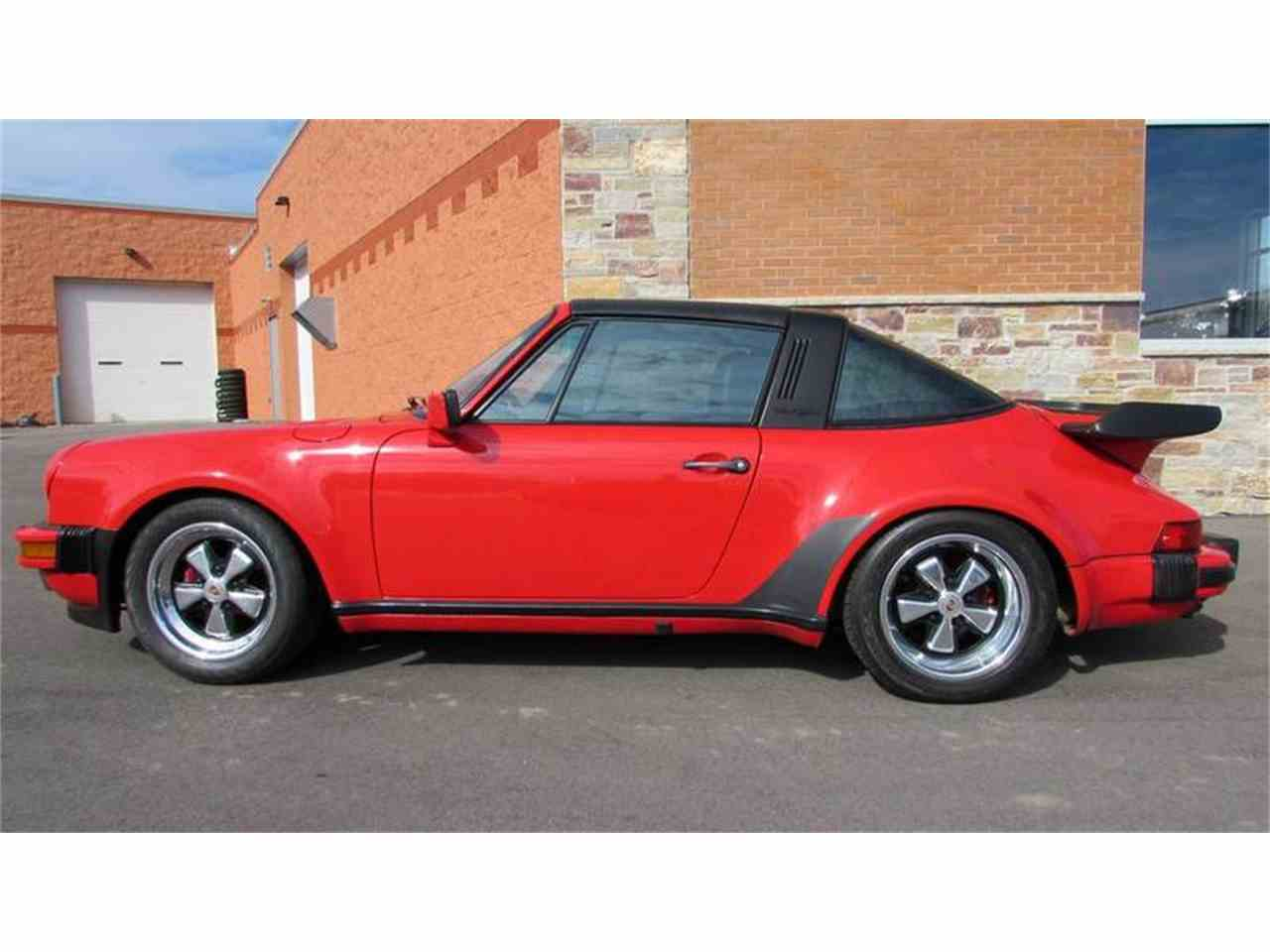 Large Picture of '86 911 Auction Vehicle Offered by Jamie's 50/50 Motorsports - MBV8