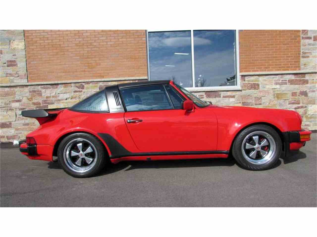 Large Picture of 1986 Porsche 911 located in Wisconsin Auction Vehicle Offered by Jamie's 50/50 Motorsports - MBV8