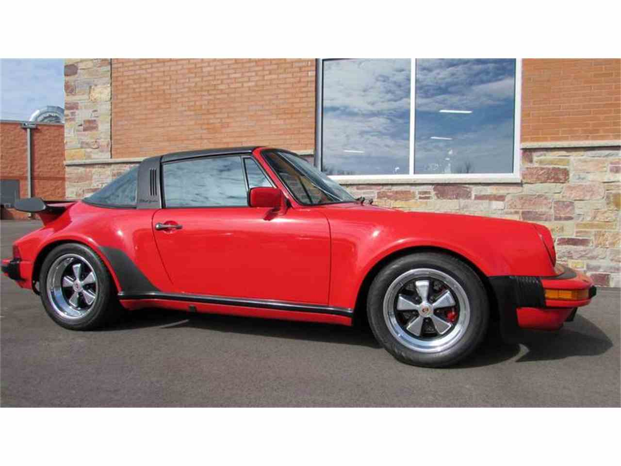 Large Picture of '86 Porsche 911 Auction Vehicle Offered by Jamie's 50/50 Motorsports - MBV8