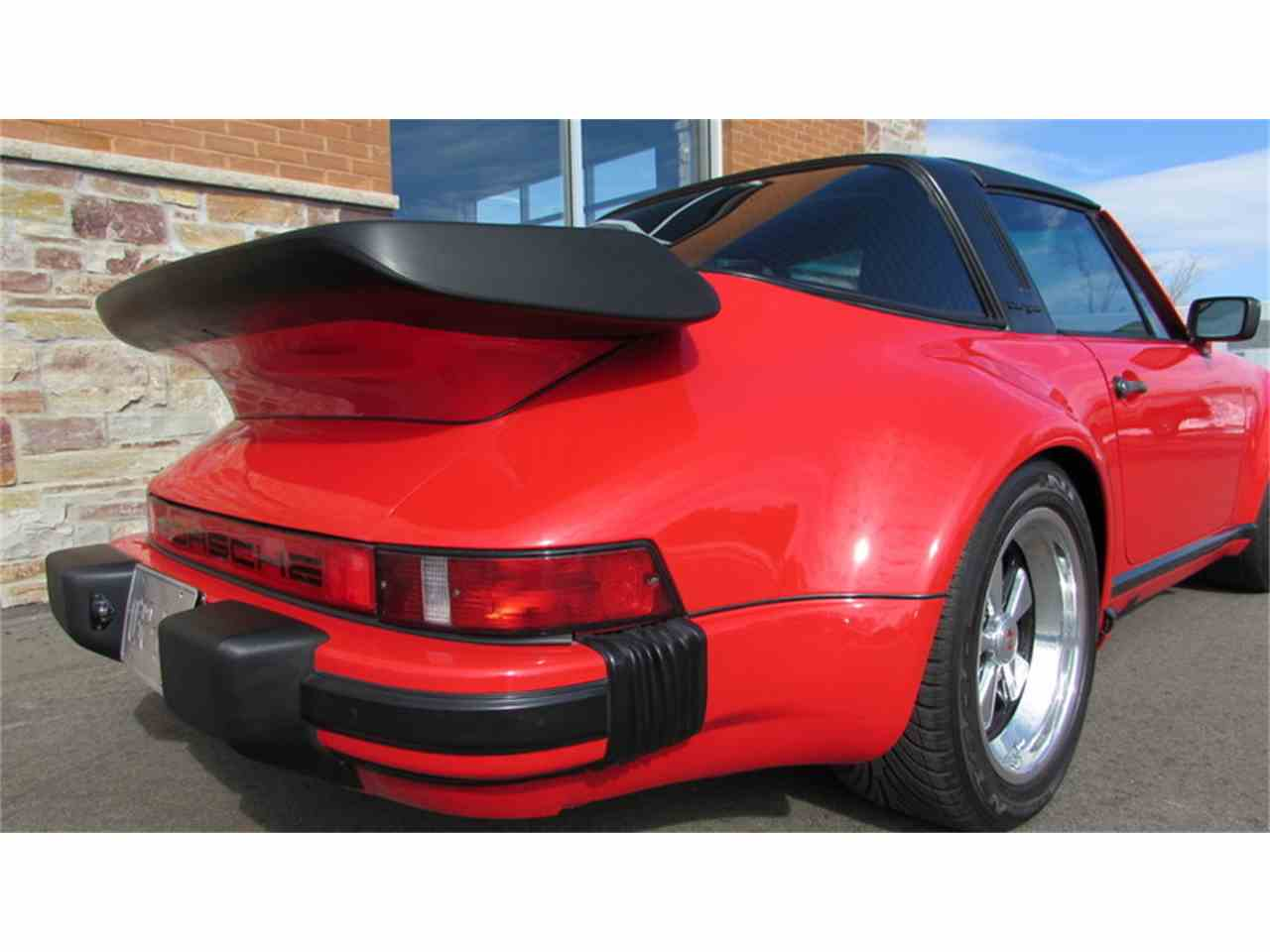 Large Picture of 1986 911 located in Big Bend Wisconsin Auction Vehicle Offered by Jamie's 50/50 Motorsports - MBV8